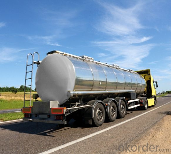 Fuel Tank Truck 6X4Light Diesel Oil Delivery