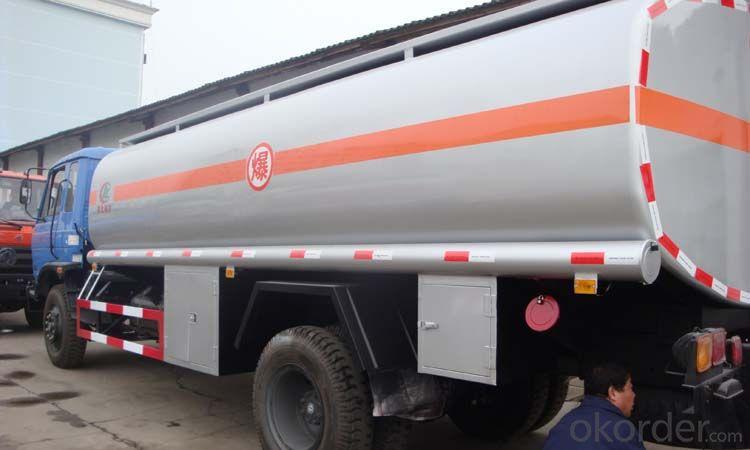 Fuel Tank Truck Trailer (CQ1254HTG434)