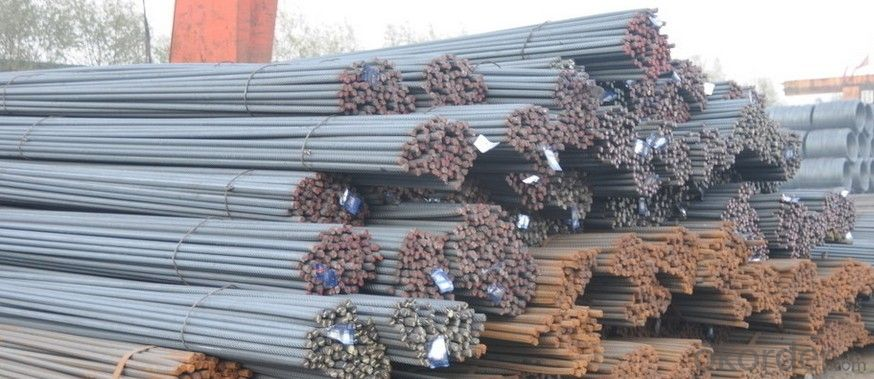 Q235 Deformed Bar Steel Rebar Reinforcing Steel Bar