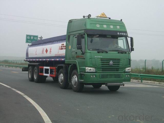 Fuel Tank Truck  Rhd 20, 000L  6X4 Trailer Heavy Duty Truck
