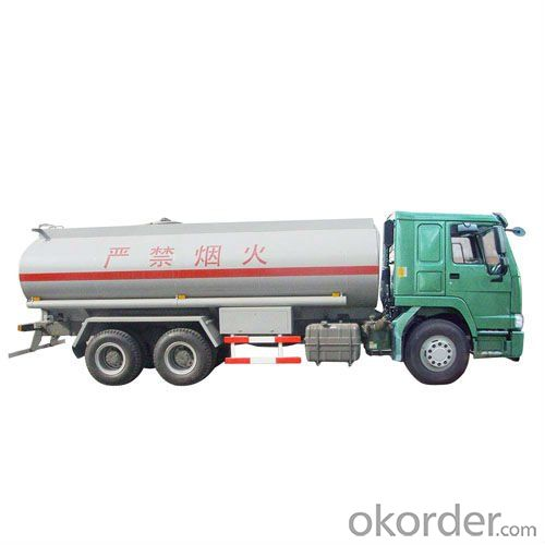 Fuel Oil Tank Truck 8X4 Excellent Quality with Technology