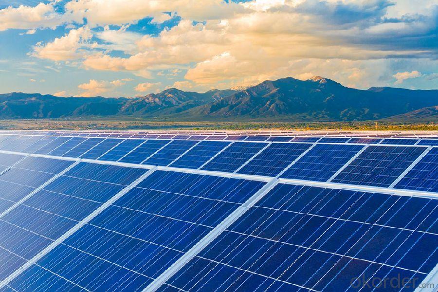 Silicon Polycrystalline Solar Panel 265W