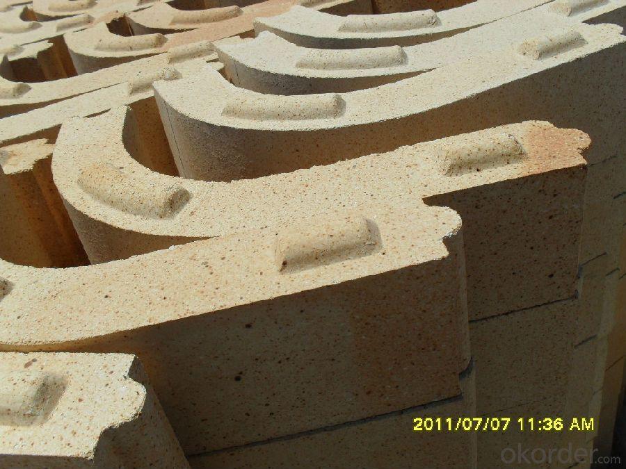 Fireclay Brick with Al2O3 Content around 37%