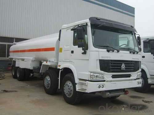 Fuel Tank Truck 4X2 10000L Light Diesel Oil Delivery