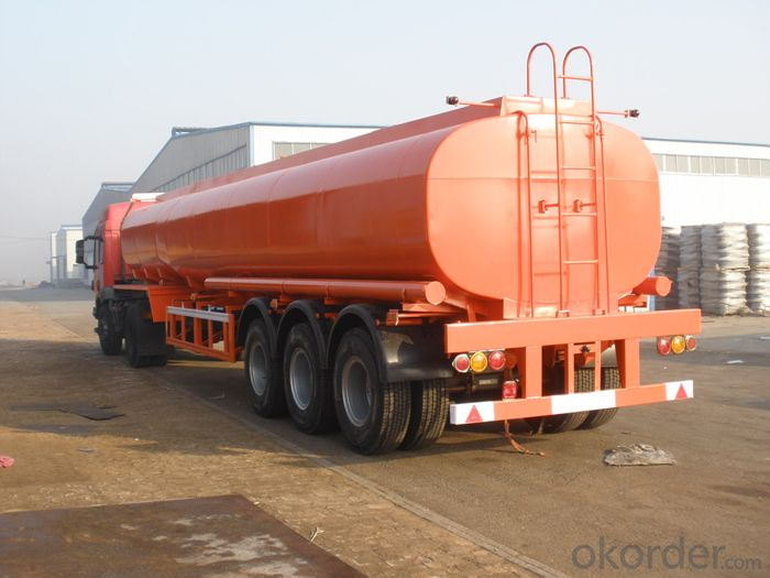 Fuel Tank Truck  6X4 Aluminum Alloy for Diesel Oil Delivery