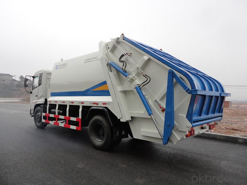 Garbage Truck The Cleaning 4X2 Mini