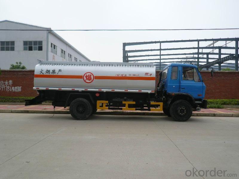Fuel Tank Truck  6X4 18000lfuel Tank Truck