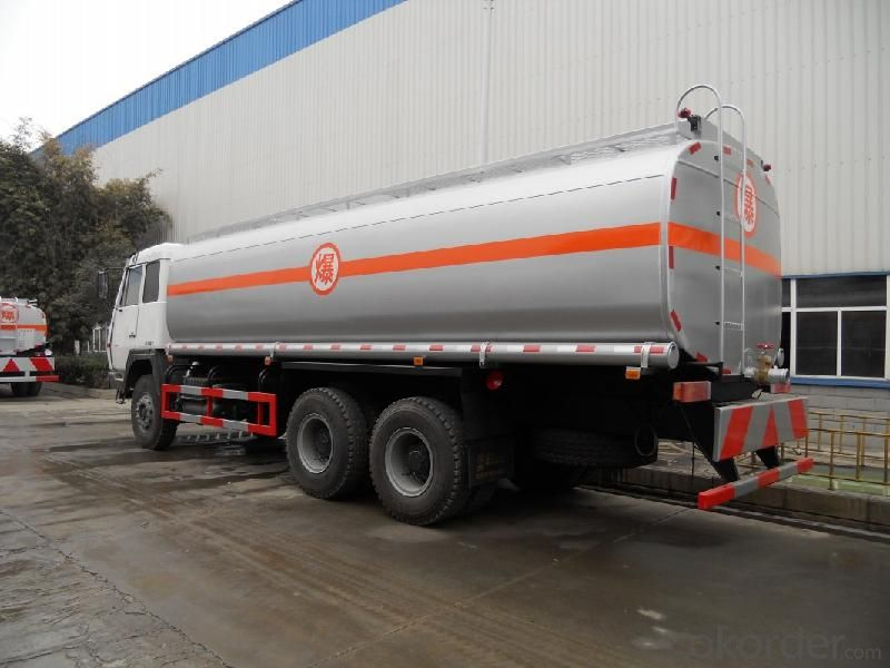 Fuel Tank Truck  Full Trailer (CQ1254HTG434)