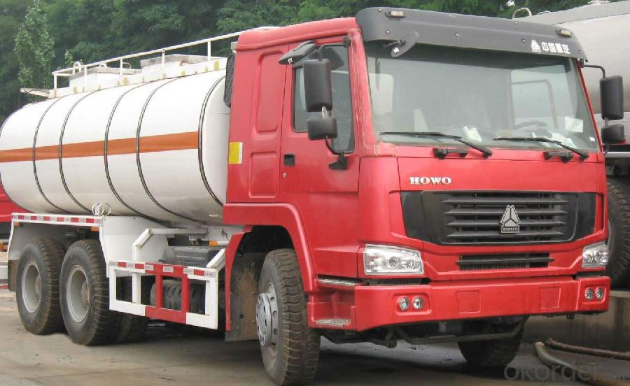 Fuel Tank Truck 4*2 10000L(CQ1254HTG434)