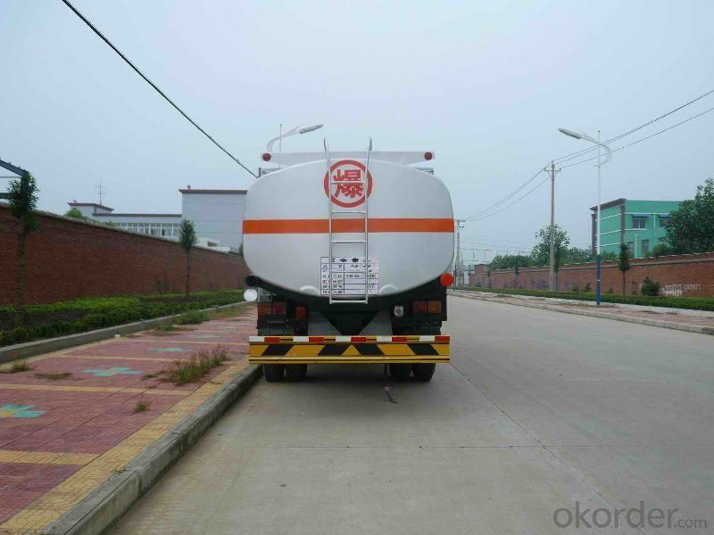 Fuel Tank Truck   10cbm 12cbm 14cbm 145 32 Tons 8X4