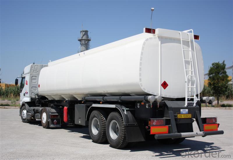 Fuel Tank Truck  Diesel  for Sale Jyj5312gyy