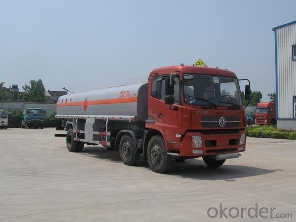 Fuel Tanker  T5g 22000L Oil Truck Tank Truck