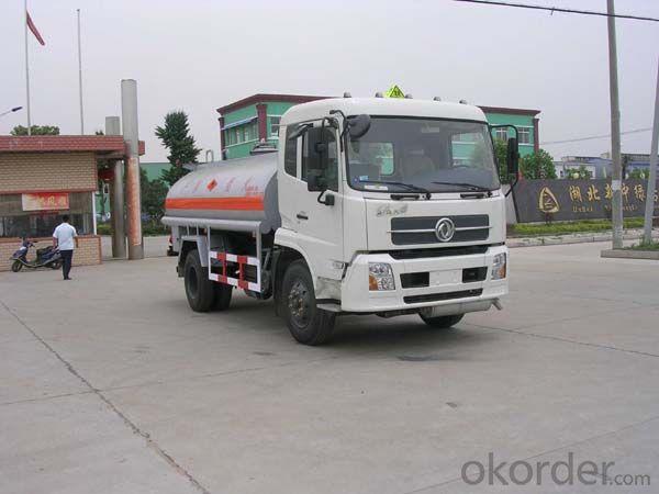 Fuel Tank Truck  6X4 18cbm Oil Transport