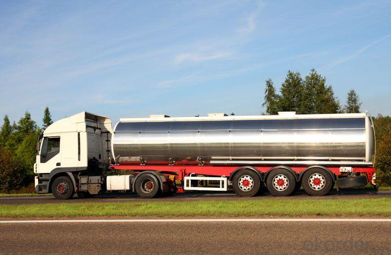 Fuel Tank Truck  4X2 Transport Tanker Truck