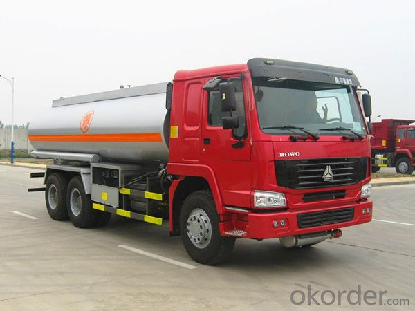 Fuel Tank Truck  China 4X2 Heavy Duty8X4