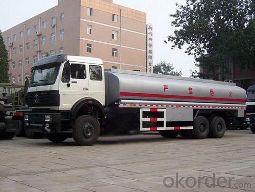Tank Truck 8X4  for Fuel Transport Transport Tanker Truck