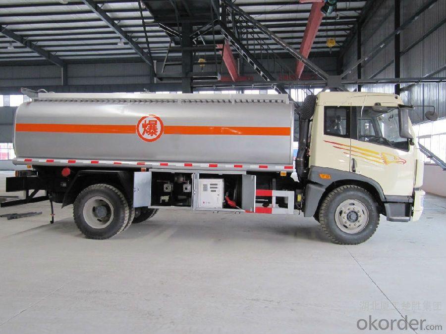 Fuel Tank Truck 10m3  for Model Zz5164gyyk4216c1