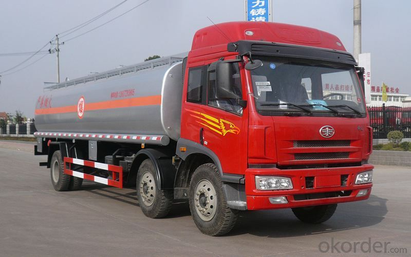 Fuel Tank Truck  Chinese Manufacturer Offer Oil Tank Truck, (HZZ5313GJY)