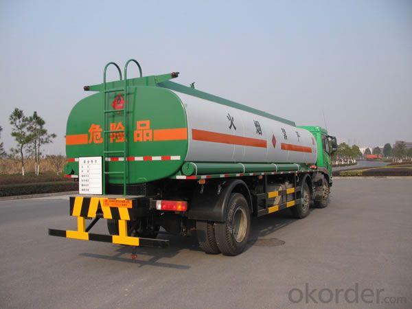 Fuel Tank Truck 4X2 12000L Carbon Steel  (HZZ5162GJY)