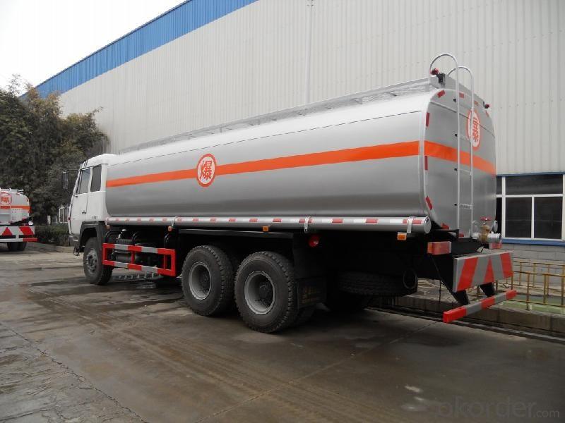 Fuel Tank Truck  8X4 30000 Litre Heavy