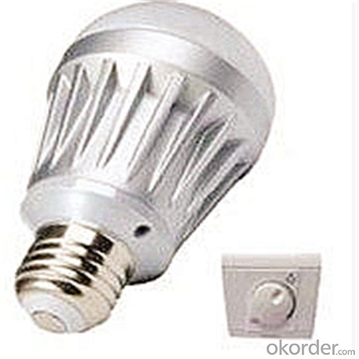 Full angle LED MCOB bulbled bulb housing China Supplier