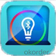 LED Bulb, LED Bluetooth Bulb,RGBW Bluetooth Bulb 9W