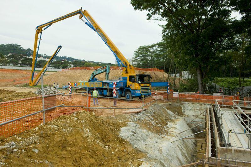 Concrete Pump Truck 37m Work Rang(TP37R4U)
