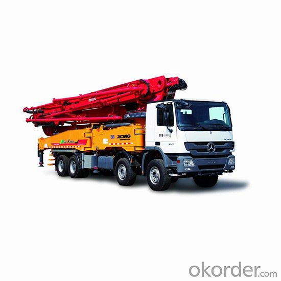 Concrete Pump  Good Quality  with Truck -42m