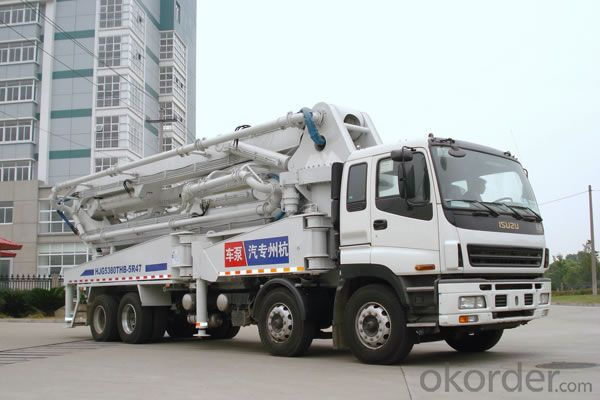 Concrete Pump  Truck Mounted (HB48/A)