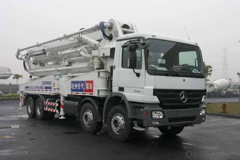 Concrete Pump Truck Popular Model of 24-58meters