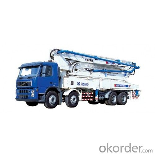 Concrete Pump Truck  Professional Supply Camc of 39meters