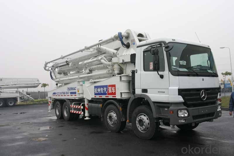 Concrete Truck  Pump Mounted  48m  (HDL5270THB)
