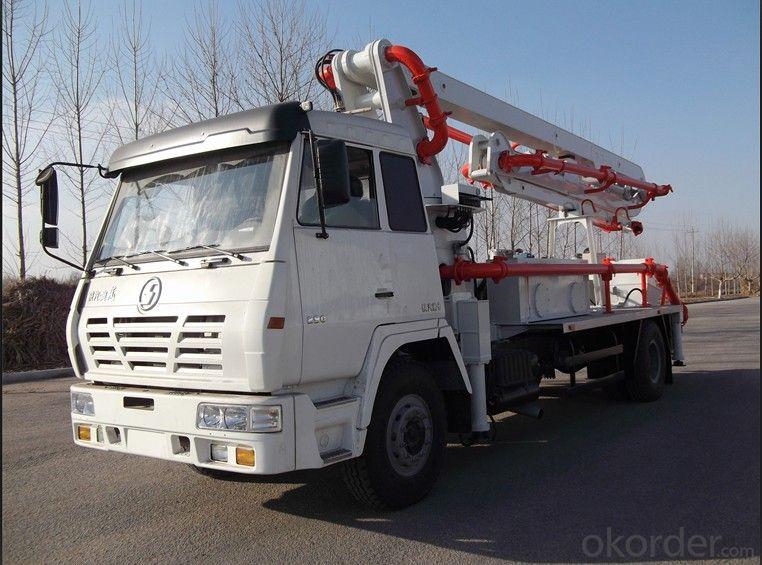 Concrete Pump Truck 47 Ton  , Truck Concrete Pump