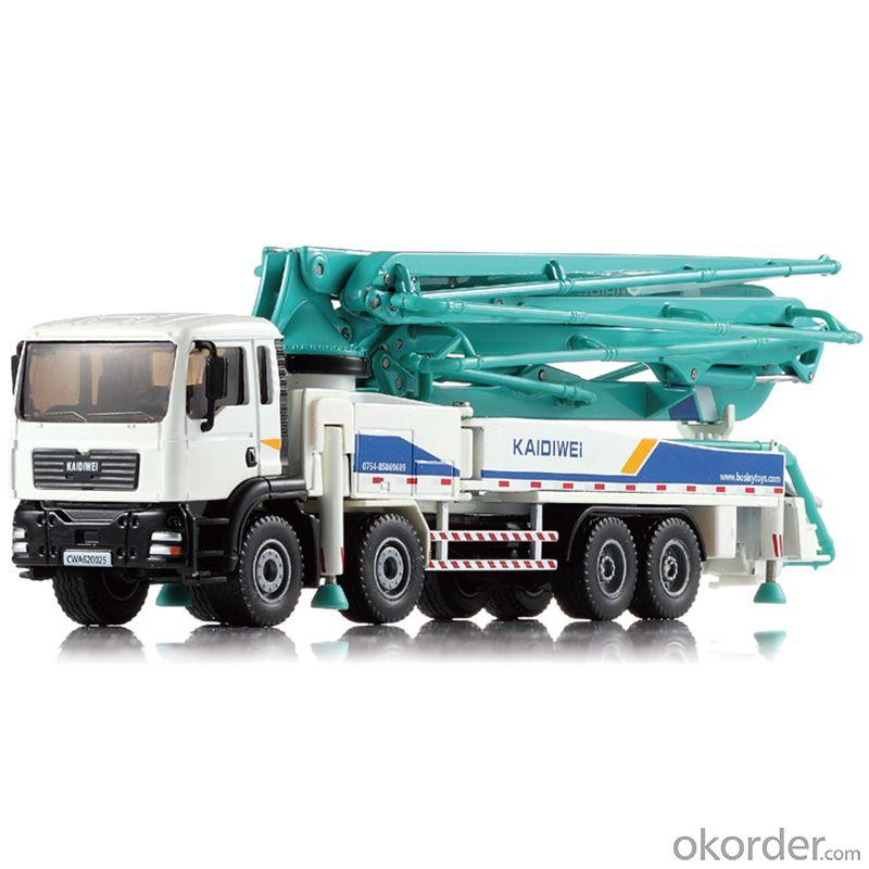 Concrete Pump Truck  Camc 8*4 56m Cement Cyh52y