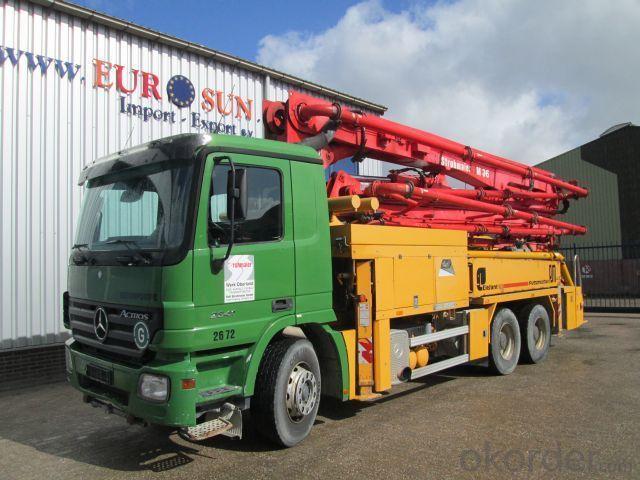 Concrete Pump Trucks 56m  (SYG5418THB)