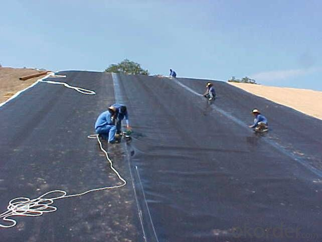 LDPE Geomembrane Liner for Landfill lining
