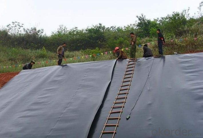 LDPE Geomembrane Liner for Landfills Capping