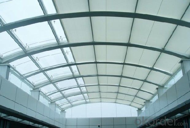 FCS Electric Folding Roof Blinds System for Sunshade