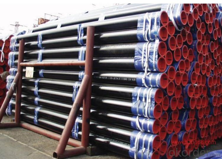 Steel Linepipe 5CT  API 5CT Steel gas water pipe