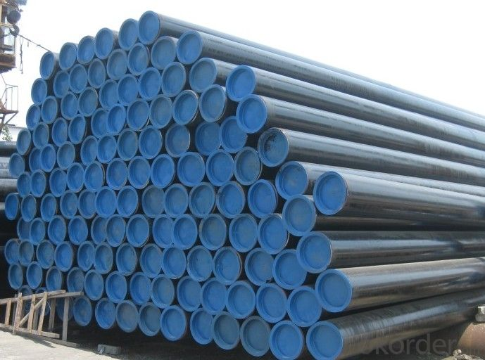 ERW Steel pipe production serious of top quality