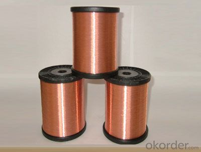 Copper Clad Steel Wire in Different Sizes