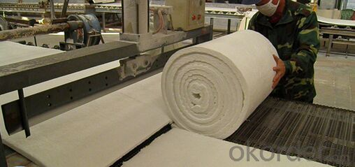Refractory Ceramic Fiber Blanket Products From China!