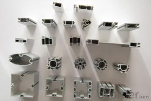 Square Tube Aluminum Profile Hight Quality
