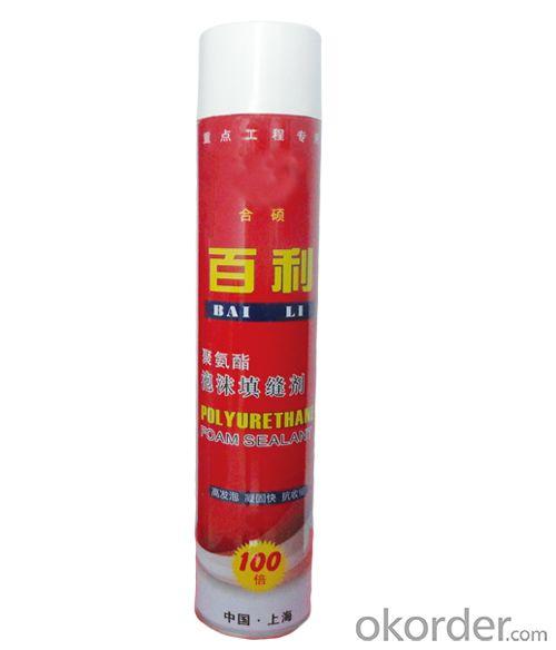 Fire Retardant PU Foam Spray(Polyurethane Foam Adhesive)
