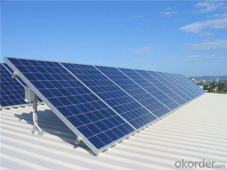 265W solar panel