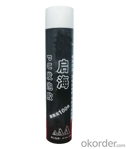China leading Manufacturer of PU Foam Adhesive