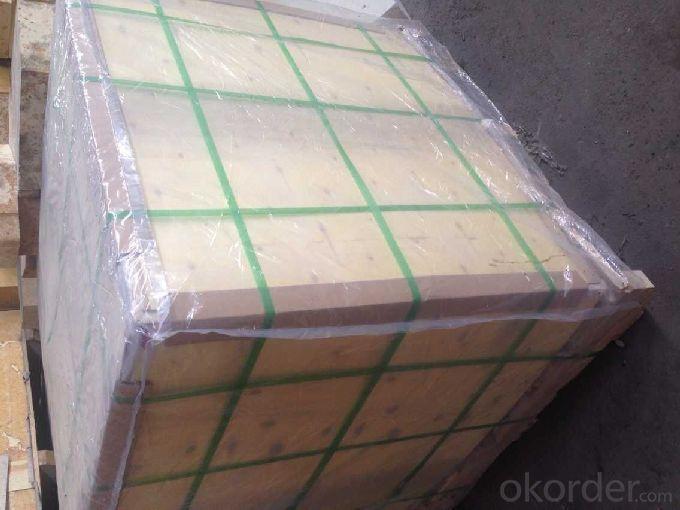 Super Duty Silica Brick for Glass Melting Tank  96