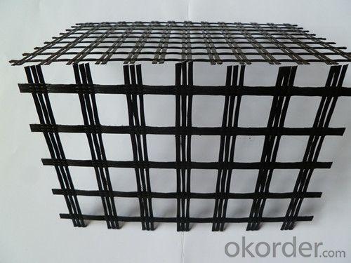 Fiberglass Geogrids for Road Reinforcement - Okorder.com