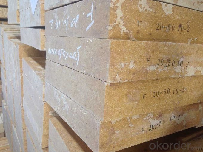 Refractory Silica Brick for Glass Furnace G-97B
