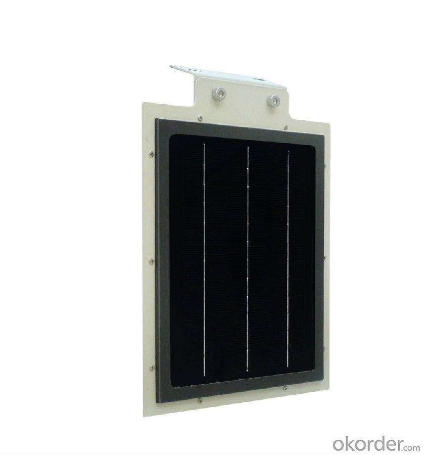 太阳能板侧面
